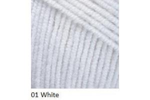 Jeans 01 - biela