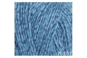 Everyday New Tweed 75107 - modrá