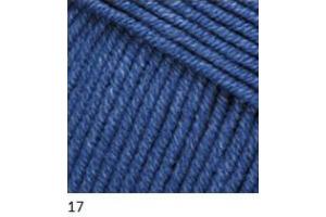 Jeans 17 - oceánová modrá
