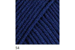 Jeans 54 - tmavo-modrá