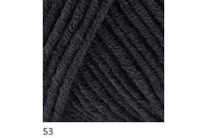 Jeans 53 - čierna