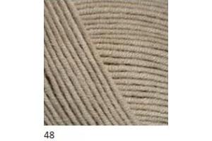 Jeans 48 - hnedo-sivá