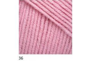 Jeans 36 - ružová