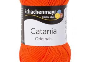 Catania 189 - oranžová