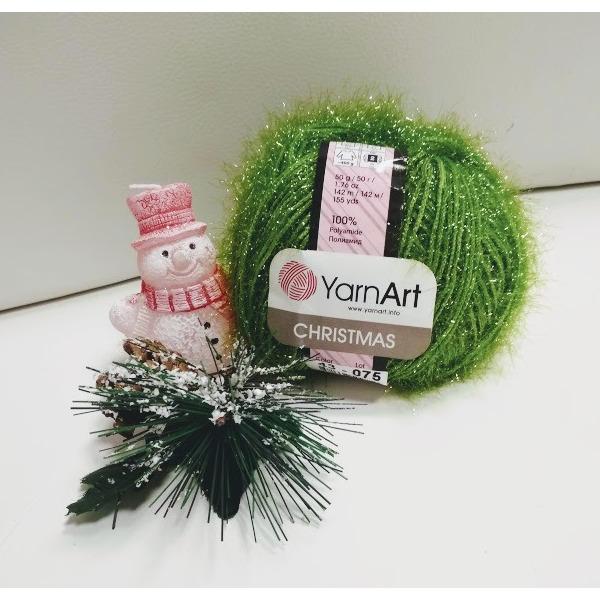 Christmas 43 - zelená