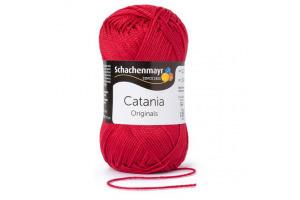Catania 424 - tehlovo červená