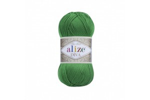 Diva 123 - smaragdová