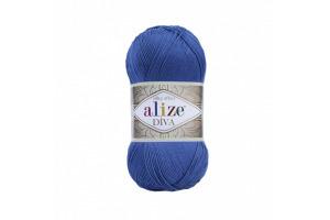 Diva 132 - kráľovská modrá