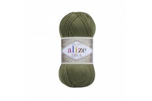 Diva 273 - vojensky zelená