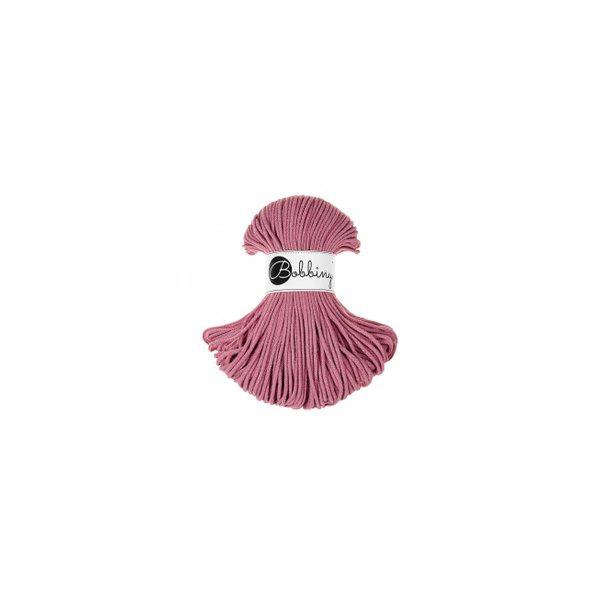 Špagát Junior 3mm/100m - SX-E101-Blossom-tmavá-ružová