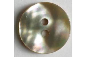 Gombík plastový -  Ø 18mm - lesklý