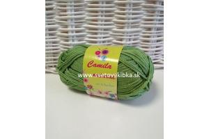 Camila natural 161 - listová zelená