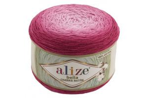 Bella ombré batik 7405 - ružové odtiene