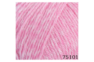Everyday New Tweed 75101 - svetloružová